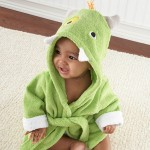 """My Little Monster"" Hooded Spa Robe (Personalization Available)"