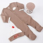 """""""Sweet Dreamzzz"""" A Pint of PJ's Sleep-Time Gift Set, Chocolate (Personalization Available)"""