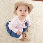 """""""Big Dreamzzz Baby Cowgirl"""" Two-Piece Layette Set (Personalization Available)"""