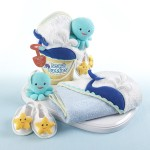 """Beach Buddies"" 3-Piece Bathtime Bucket Gift Set (Personalization Available)"