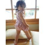 Organic Baby-Doll Dress -Mauve