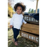 Organic Leggings -Navy