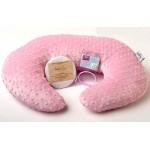 Pink Minky Gift Set