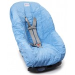 Light Blue Toddler Car Seat Cover
