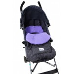 Purple Infant Cozy Footmuff