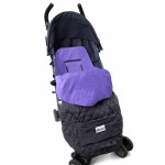 Purple Toddler Cozy Footmuff