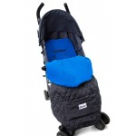 Royal Blue Toddler Cozy Footmuff