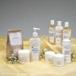 Sum-Bo-Shine Collection of Organic Skin Care