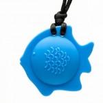 Blue Fish Pendant