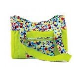 Lime Diaper Tote Bag Carry All
