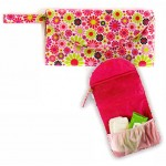 Girl Power Quick Change Pad/Wallet