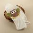 """My Little Night Owl"" Plush Velour Baby Blanket"