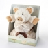 """Pig in a Blanket"" Two-Piece Gift Set in Adorable Vintage-Inspired Gift Box (Personalization Available)"