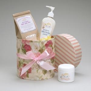 Organic Skin Care-Mom Gift Set